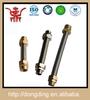 hebei factory stainless steel vacuum flexible sylphon bellows