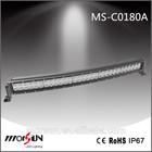 180w led light bar spot flood combo