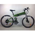 lithium battery inside tube electric motor for mini bike