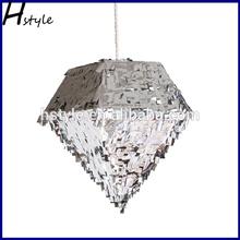 Diamante piñata diseños para decoración de la boda SD072
