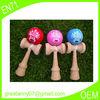 Alibaba Yiwu manufacturer high quality custom design wooden educational toy kendama