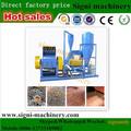 china 2014 alto grado de residuos de alambre de cobre de cable de la máquina de reciclaje