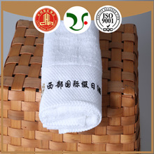 Holiday Hotel SPA towels textiles custom terry embroidered platinum towels Wholesales