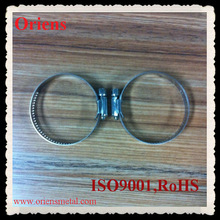 steel pipe band clamps steel band clamps fastener