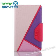 tablet case for samung galaxy tab 4 7.0 t230, 2 folds folio flip cover for galaxy tab 4