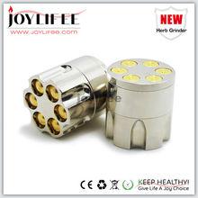 Best price various types colorful metal smoking metal grinder tobacco