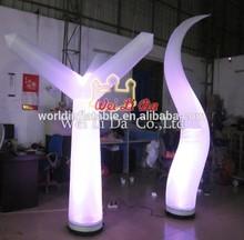 2014 new inflatable led decoration light