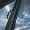 de calidad superior de interior de la ventana del obturador