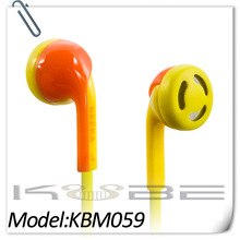 new Mobile phone accessories headset with metal shell