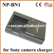 For Sony BC-CSD digital camera solar charger 4.2V