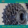 magnetic resistance exercise bicycle flywheel