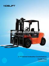 innovation design 5 ton diesel forklift truck