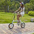 Bon vélo pliant personnalisée. 14 pouces vélo pliant