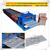 Metal Roofing Sheets Equipment Aluminum Steel Coil Glazing Roofing/Wall Panel Rolling Machine