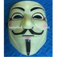V for Vendetta mask wholesale halloween mask V for Vendetta