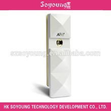 Portable USB Changer Skin Care Sliding Nano Facial mist Sprayer