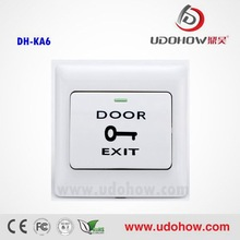 Best price and good quality push button switch for access control(DH-KA6)