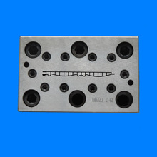 Factory Supply 3cr13 3Cr17 PVC Wood Plastic Composites Decking WPC Extrusion Toolings for Wood Plastic Extruder
