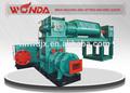 wangda manual de marca de ladrillo que hace la máquina para la venta con alta capacidad
