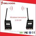 Alimentazione di alta qualità 2.4 GHz 2w internet trasmettitore senza fili