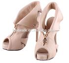CATWALK-S340286 new arrival women wedge ladies high heel shoes women wedge shoes 2014/elegant style wedge sandals