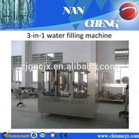 4000~24000BPH 3 in1 drinkable water bottling plant machinery