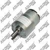 Long life professional Aslong magnet motor dc Electric micro permanent magnet high torque motor