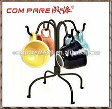 Wonderful design iron wire cup holder