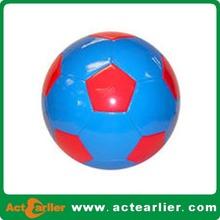 advertising soccer ball