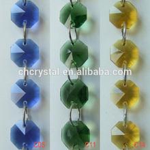 Christmas hanging crystal garlands strands MH-12867