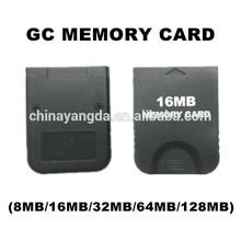 New High Quality GC Memory Card For Nintendo GameCube (8MB/16MB/32MB/64MB/128MB)