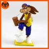 Funny mini plastic customized figures