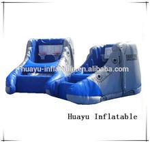 Huayu funny inflatable Basketball frame