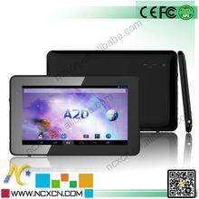"7"" A20 Dual core Cortex A79-1.5Ghz TV-ATSC 7 all winner a13 q88 tablet"