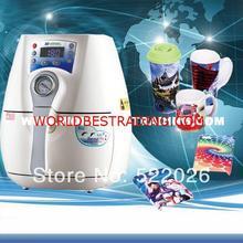 Multi-Purpose Printer-Free Shipping Mini 3D Vacuum Sublimation Machine Including All Accessories Heat Transfer-Online Service