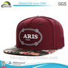We Can Make Customized Snapbacks Cap Flat Brim Hat With Own Factory