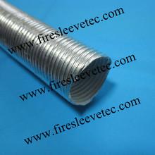 BSTFLEX Aluminum Fiberglass Flexible Tube Corrugated Tube
