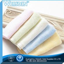stripe hot sale 100% polyester microfiber sport towel pocket