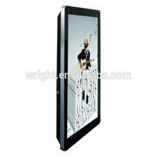 "42"" Full HD digital signage display wich CF/SD card and USB port"