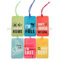 kostenlose druckbare gepäckanhänger Vorlage