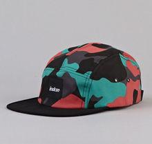 Camouflage Floppy Hat