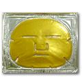 Hot 2014 colágeno& gel qualidade superior hidratação profunda& lightening 24k ouro de ácido hialurônico máscara