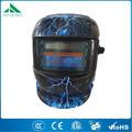 Digital soldagem máscara/segurança capacete da soldadura com respirador