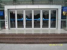 Aluminum fire rated glass door glass sliding door