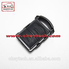 Okeytech opel corsa 2 button remote key case car key case for opel corsa key