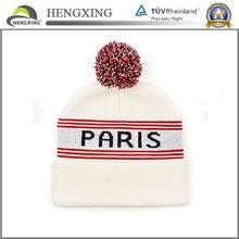 2014 New unisex knitted soft fashion acrylic beanie caps/hats