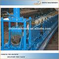 usato acciaio acqua piovana downspout linea di produzione