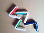Ningbo factory supply mini folding plastic dental brush