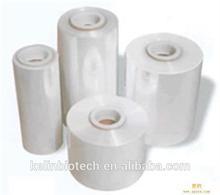 High barrier jumbo roll Stretch film