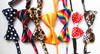 fashion cloth pet dog cotton Bow Tie Necktie Collar